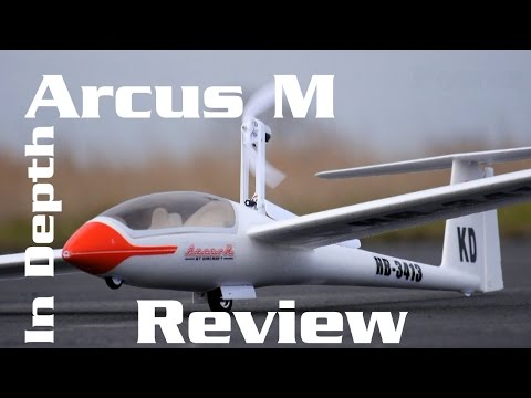 ST Models ASW-28 Large Foam Glider Review - TheRcSaylors