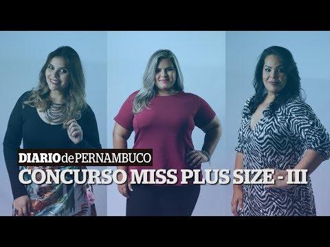 Concurso Miss Plus Size - parte 3