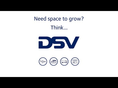 DSV Canada: Introducing Our New Milton Facility