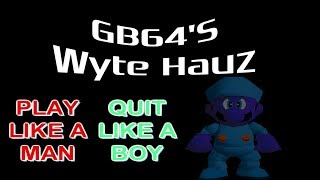 SM64: GB64's Wyte Hauz - Gameplay
