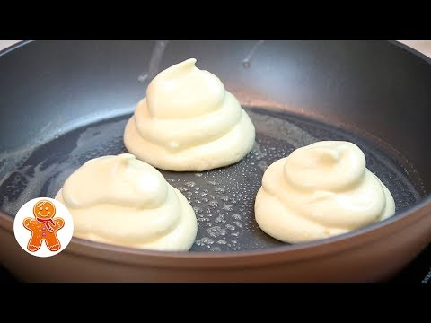 Пышные Оладьи ✧ Japanese Souffle Pancake