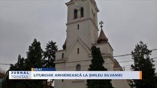 Liturghie arhiereasca la Simleu Silvaniei