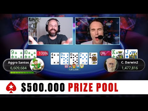 OVER 119K for 1st place ?? Stadium Series 2020 - Final tables ?? PokerStars Global