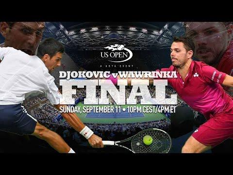 Novak Djokovic v Stan Wawrinka US Open Final 2016 Preview Experts Analysis