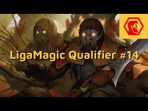 MTGA Rakdos Sacrifice (Squad) Gameplay - LigaMagic Qualifier #14 07/08/2020