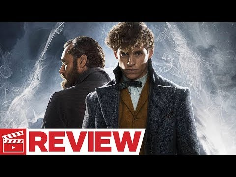 Fantastic Beasts: The Crimes of Grindelwald Review - UCKy1dAqELo0zrOtPkf0eTMw