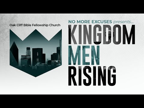 2021 No More Excuses Mens Conference!