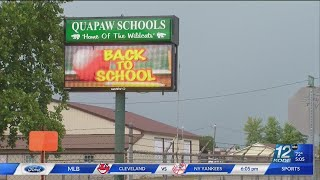 Quapaw Nation makes major donation to school district for electronic sign
