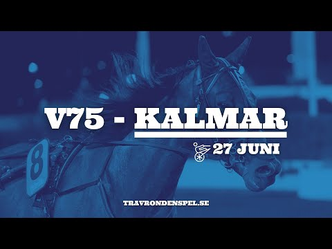 V75 tips Kalmar | Tre S