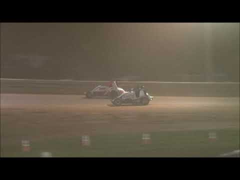 """Ohio Valley Speedway """"BOSS Non Wing Sprint Feature"""" 7-2-2021 - dirt track racing video image"""