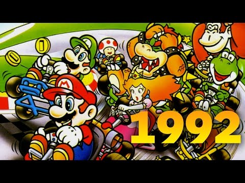 Mortal Kombat, Super Mario Kart, & A Link to the Past Made 1992 Awesome - History of Awesome - UCKy1dAqELo0zrOtPkf0eTMw