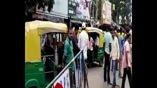 Reporter Stories: Auto drivers show agitation in Durgapur