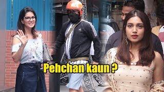 Celebrities Spotted @ Juhu #RakshaBandhan Special | Sunny Leone, Bhumi Pednekar