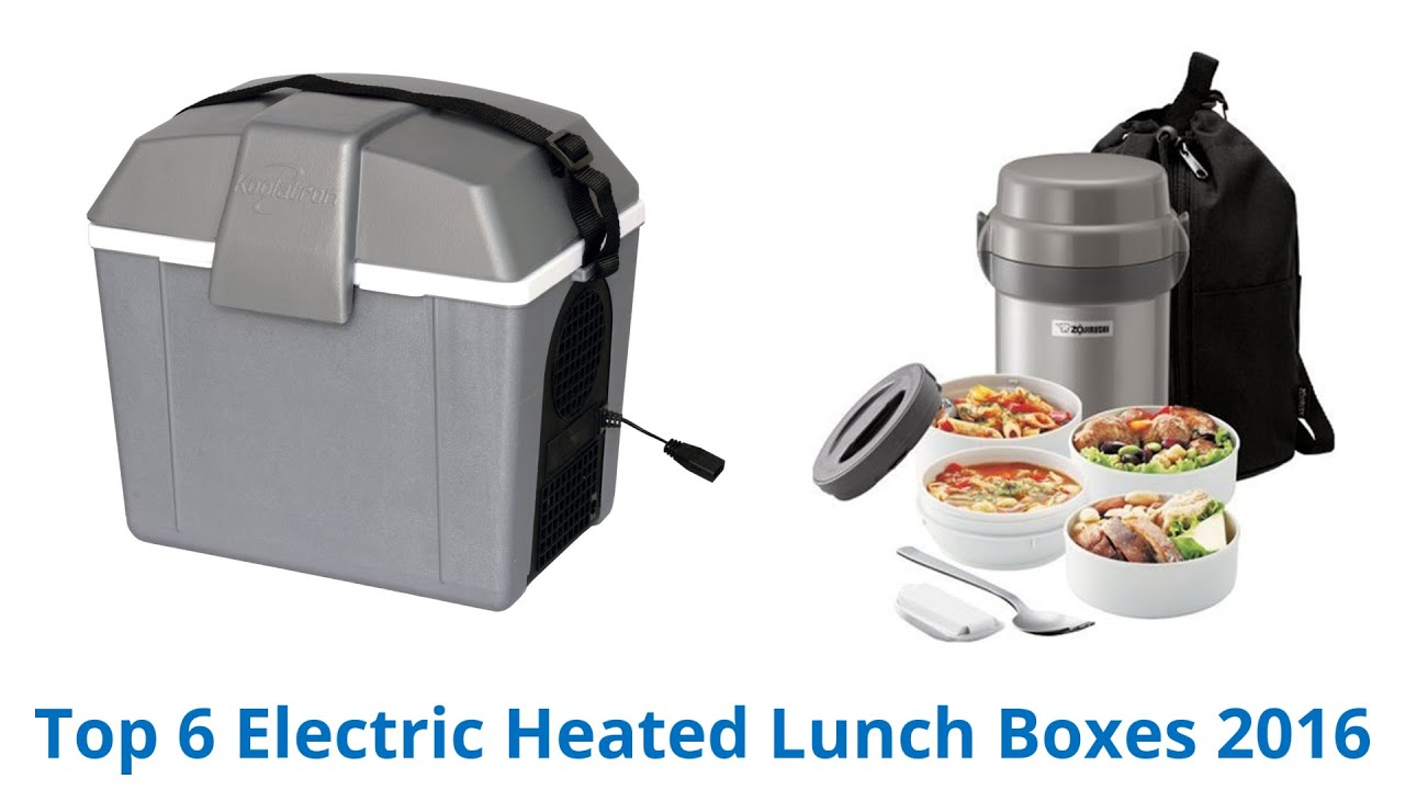 6 Best Electric Heated Lunch Boxes 2016