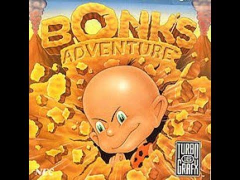 BITeLog 00A6: Bonk's Adventure (PC ENGINE) LONGPLAY