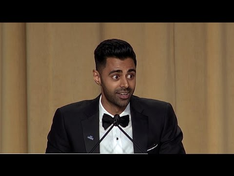 """Minhaj to journalists: """"Now you know what it feels like to be a minority"""""""
