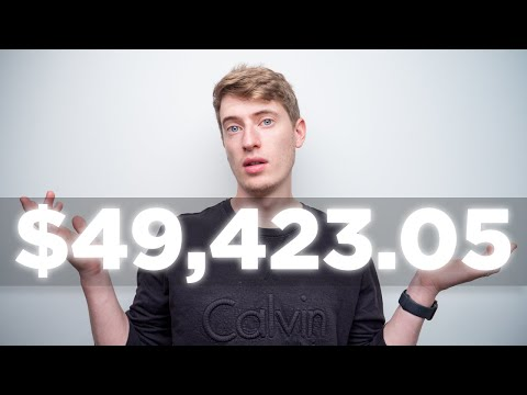 How Much I've Made in 2021 – Can YouTube Be A Full-Time Job
