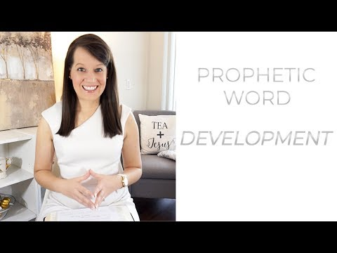 Word of the Lord: Development