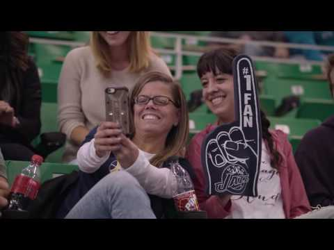 Boingo Stadium Stories  Vivint Smart Home Arena powered by SOLiD