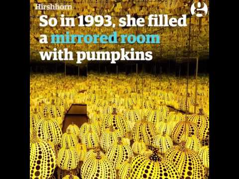 Japan's greatest modern day artist, Yayoi Kusama