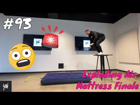 Episode 93 - Exploding Air Mattress Finale