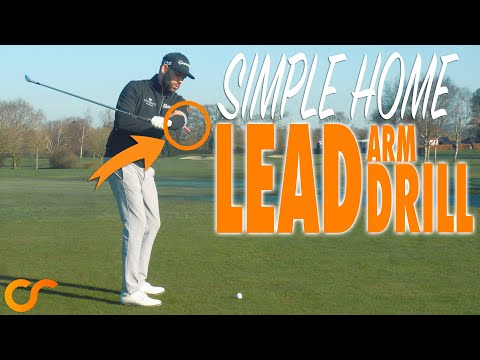 SIMPLE AT HOME LEAD ARM DRILL
