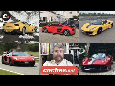 Los 5 coches más potentes que hemos probado | coches.net