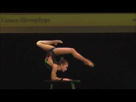 Contortion Acrobatics Test