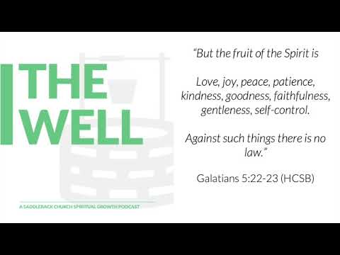 Reflective Short: The Fruit of the Spirit (Galatians 5:22 23)