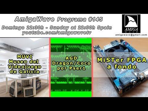 Programa #145 - Una visita por el MUVI ( museo del video juego de Vigo ), MiSTer a fondo.