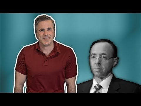 NEW Docs Show Discussions within DOJ about Rosenstein Wearing Wire to Spy on Trump