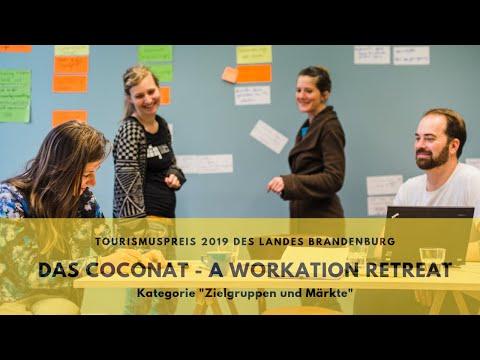 Tourismuspreis 2019 für das Coconat - a workation retreat