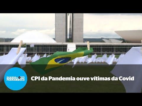 CPI da Pandemia chega ao final com homenagens às vítimas da Covid