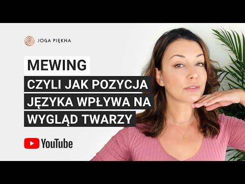 Mewing - czyli jak pozycja języka wpływa na wygląd twarzy. | Joga Twarzy