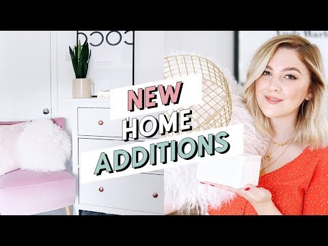 NEW HOME ADDITIONS | HOMEWARE HAUL | I Covet Thee