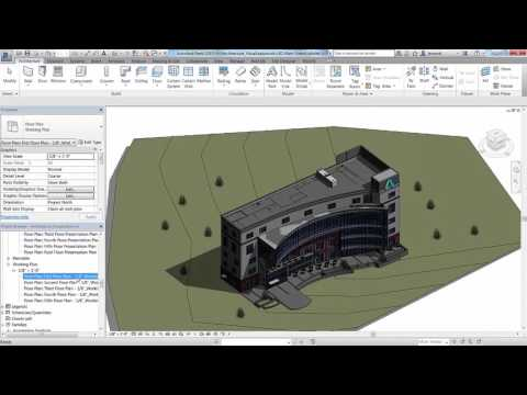 AEC Collection Building Workflow Video Architecture