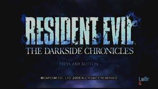 Resident Evil The Darkside Chronicles Nintendo Wii Série Resident Evil