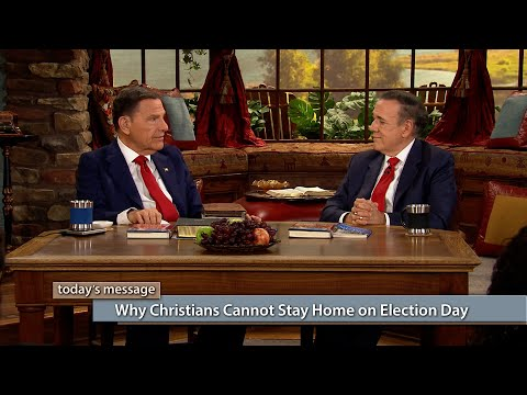Why Christians Cannot Stay Home on Election Day