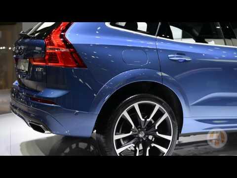 2018 Volvo XC60: Geneva Auto Show