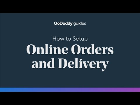 How to Setup Online Orders and Delivery - UberEats, Grubhub, DoorDash