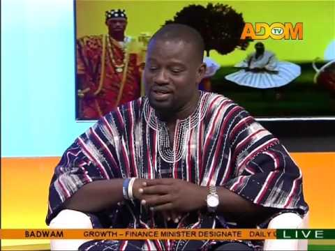 Badwam Mpensenpensenmu on Adom TV (23-1-17)