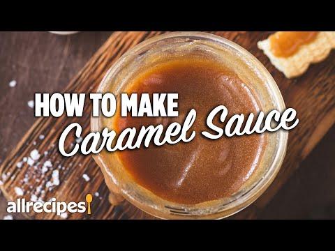 How to Make Caramel Sauce   You Can Cook That   Allrecipes.com