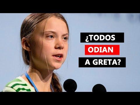 La verdad sobre Greta Thunberg