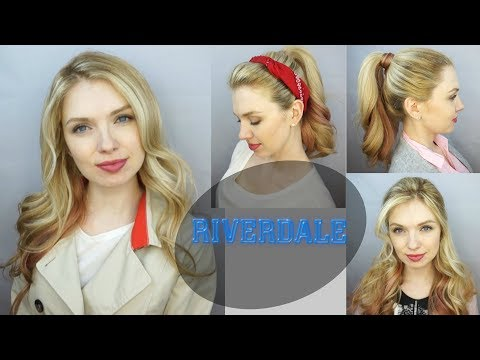 Betty Cooper Riverdale Makeup Tutorial Audiomania Lt