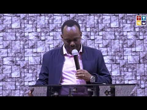 Spirit Filled Life Part 2 with  Bishop Dr  Fidele MASENGO