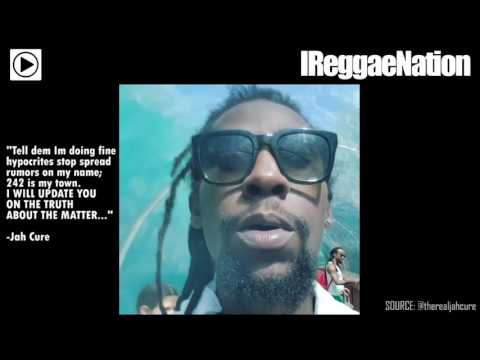 Jah Cure Sought To Quell Fight & Knock Out Rumours