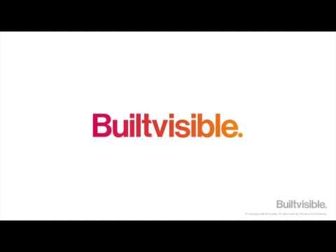 Builtvisible Logo Creation