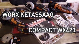 Worx Compact ketassaag WX423