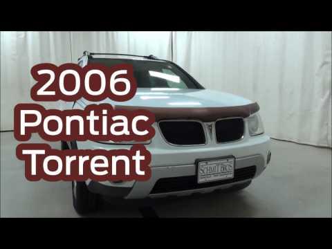 2006 Pontiac Torrent at Schmit Bros in Saukville, WI!