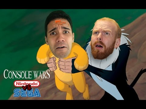 Console Wars - The Lion King - Super Nintendo vs Sega Genesis